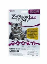 Promika ZoGuard Plus Flea & Tick Treatments for Cats 1 Month Supply