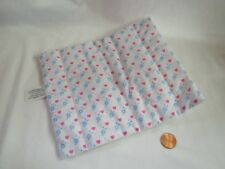 New! Playskool Dollhouse PARENTS DOUBLE BED BLANKET Comforter CLOTH BEDSPREAD
