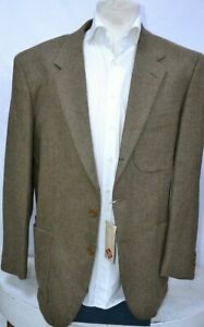 VTG Martin Guy mens alpaca wool jacket 80's sz 52