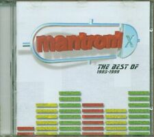 Mantronix - The Best Of 1985 1999 Cd Perfetto