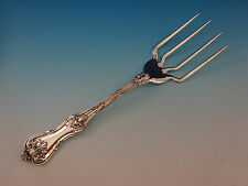 """Federal Cotillion by Frank Smith Sterling Silver BBQ Serving Fork 7 5/8"""" Custom"""