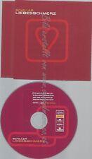 CD--SCHILLER--LIEBESSCHMERZ | SINGLE