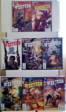 DC New 52 Jonah Hex ALL STAR WESTERN #1 - 8 Moritat First Printings (DC, 2011)
