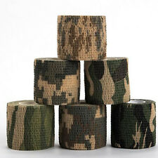 Camo DPM Stealth Wrap Duct Hunting Tape DPM & Desert Camouflage Clothing 4.5M