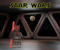 Darth Maul Star Wars Clone Wars USA SELLER Custom New In Package