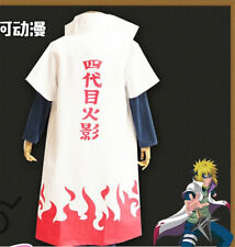 Jackets,Naruto ,Hokage Namikaze Minato,anime Halloween cosplay uniform costume