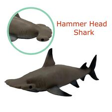 Key craft Stretchy Beanie Hammerhead Shark Soft Toy Ideal For Science Kids Child