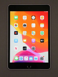 "Apple iPad Mini 4 128GB WiFi 7.9"" Tablet Space Grey - MK9N2X/A"