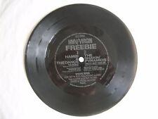 VINYL FLEXI – HAMBI & THE DANCE + SHAKIN' PYRAMIDS – HMV VIRGIN FREEBIE PROMO 82