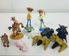 Lot of 9 small Toy Story Toys Disney Pixar Figures
