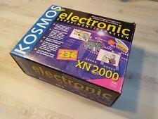 KOSMOS electronic XN2000 Elektrobaukasten 236 Experimente mit original Anleitung