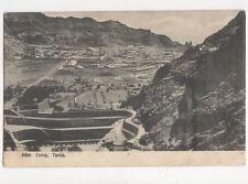 Aden Camp Tanks Vintage Postcard  213a