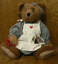 """Boyds Plush #903301 HONEY BUNS, NEW/Tags From Retail Store, 14"""" Jointed"""