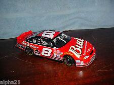 Dale Earnhardt Jr. 2002 Action Die-Cast 1:24 #8 Budweiser Monte Carlo NASCAR