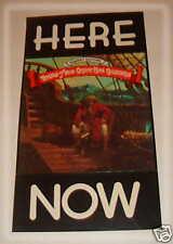 RICK GRIFFIN- Robert Hunter TALES OF RUM RUNNERS Poster