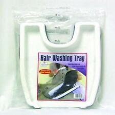 ISG Hair Washing Shampooing Tray For Chair or Wheelchair w/ Raised Edges Durable