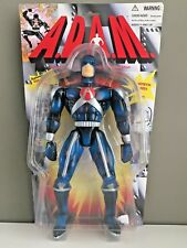 Super Poseable A.D.A.M. The Atomic DNA (enhanced) Actualized Man 1997 Toy Man