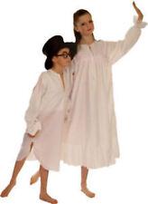 Victorian 100% Cotton Unisex Fancy Dress