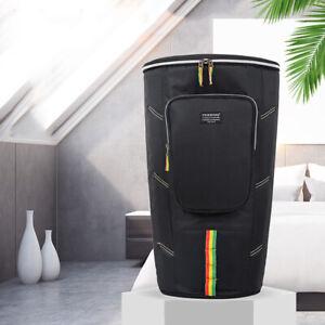 Große Djembe Tasche Gut gepolsterter Gig / Tragetasche für Afrikanische