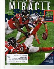 SPORTS ILLUSTRATED - Feb 13, 2017 - Patriots Super Bowl - Brady, Falcons, NFL