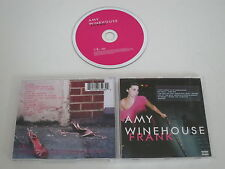 AMY WINEHOUSE/FRANK(ISLAND 9865980) CD ALBUM