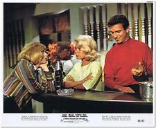 """SANDRA DEE - Original 8x10 Color Photo - from """"A MAN COULD GET KILLED"""" - 1966"""