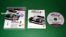 Gran Turismo 5 Academy Edition mit Anleitung und OVP fuer Playstation 3 PS3