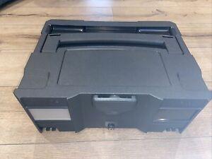 TANOS Systainer T-Loc II SYS TL 2 anthrazit 80100007 koppelbar > FESTOOL BTI