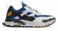 New Balance Men's Fresh Foam 850 All Terrain Shoes White with Blue
