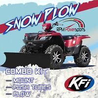 WARN 96322 ATV Front Plow Mount for 2015-17 Polaris Sportsman