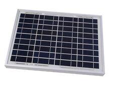 PANNEAU SOLAIRE POLYCRISTALLIN 10W 12V ENERGIE BATTERIE ALIMENTATION SOLAIRE