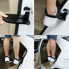Rooftop Rack Assistance Easy Acess - The Door Hooked Step On Car SUV 4X4 Latch