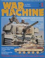 War Machine magazine Issue 1 Modern Main Battle Tanks