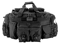 EastWest Tank Tactical Duffle Bag Operator Deploy Shooter Gear Bag BLACK*