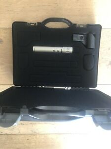Shure KSM137 SL Condenser Cable Professional Microphone w/Case