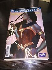 Wonder Woman #7 Rebirth Variant 1st Jenny Frison Cover! Classic! Get it now! Hot