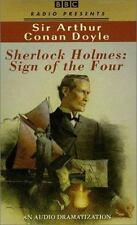 The Sign of the Four: Sherlock Holmes BBC Doyle, Sir Arthur Conan Audio Cassett
