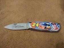 Jeff Gordon Franklin Mint Pocket Knife - Cib