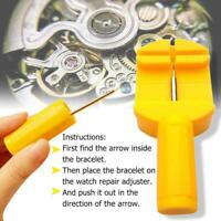 Watch Band Slit Bracelet Strap Chain Pin Link Remover Adjuster Repair Tool 1pcs
