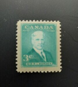 Canada SC# 303 1951 Borden Issue MNH