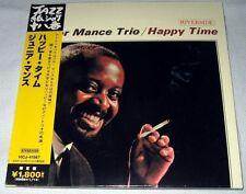 Junior Mance Trio - Happy Time (1962) JAPAN Mini LP CD (2006) NEW