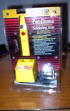 7840 CORDLESS RECHARGEABLE SOLDERING IRON WAHL ISO TIP KIT