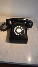 Vintage 1940's Federal Telephone and Radio Desk Set Telephone-Parts/Prop/Project