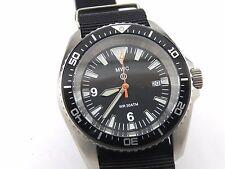 Men's MWC Quartz Military Submariner Divers Watch - 300m