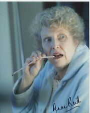 Anne Reid Signed Photo - Doctor Who - B785