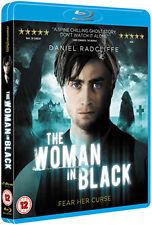 THE WOMAN IN BLACK - BLU-RAY - REGION B UK