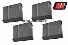 MAG 70rds Metal Airsoft Toy Magazine For Marui G&P CYMA JG Kingarms M14 AEG 4PCS