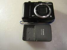 canon powershot camera  G7             b1.01
