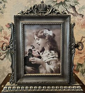 Victorian Swivel Ornate Picture Frame