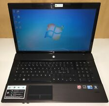 "PC Portatile Notebook HP 4720S 17.3"" 4 Gb Ram 320 Gb HDD Core i3 2,40 Ghz Win 7"
